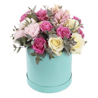 """Flori în cutie """"Inspirație..."""