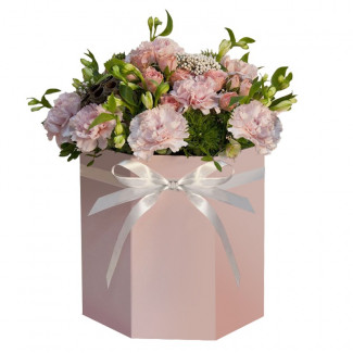 """Цветы в Коробке """"Райское..."""