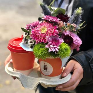 "Buchet ""Dimineața cu Flori"""