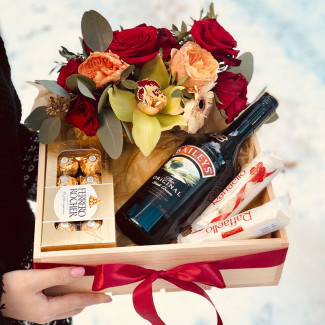 Gift Box — Love Story