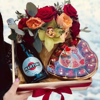Gift Box — Be my Valentine