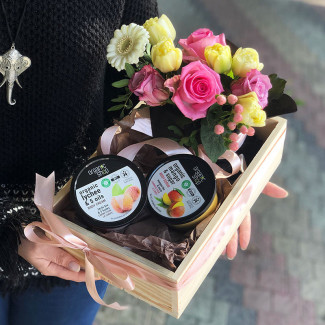 Organic Shop Gift Box