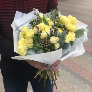 "Bouquet ""Limoncello"""