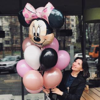 "Helium Balloons Set ""Monnie..."