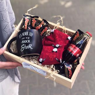 "Gift Box ""Rock Star"""