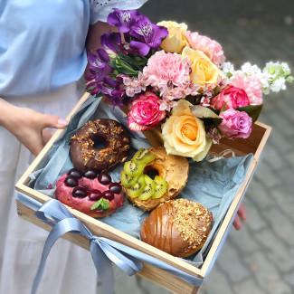 DC Donuts: Sweet Box