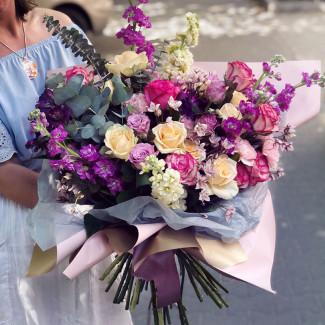 "Bouquet ""Summer in Dubasari"""
