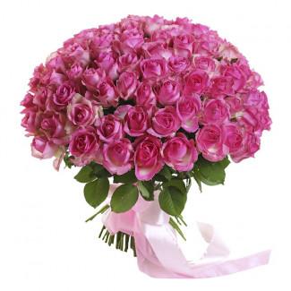 101 de Trandafiri Roz