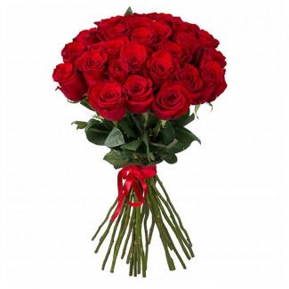 25 de Trandafiri Roșii